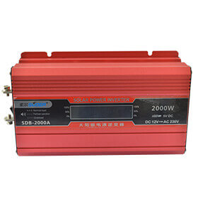 Modified Sine Wave Inverter - SDB-2000A