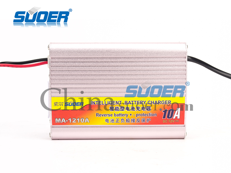AGM/GEL Battery Charger - MA-1210A