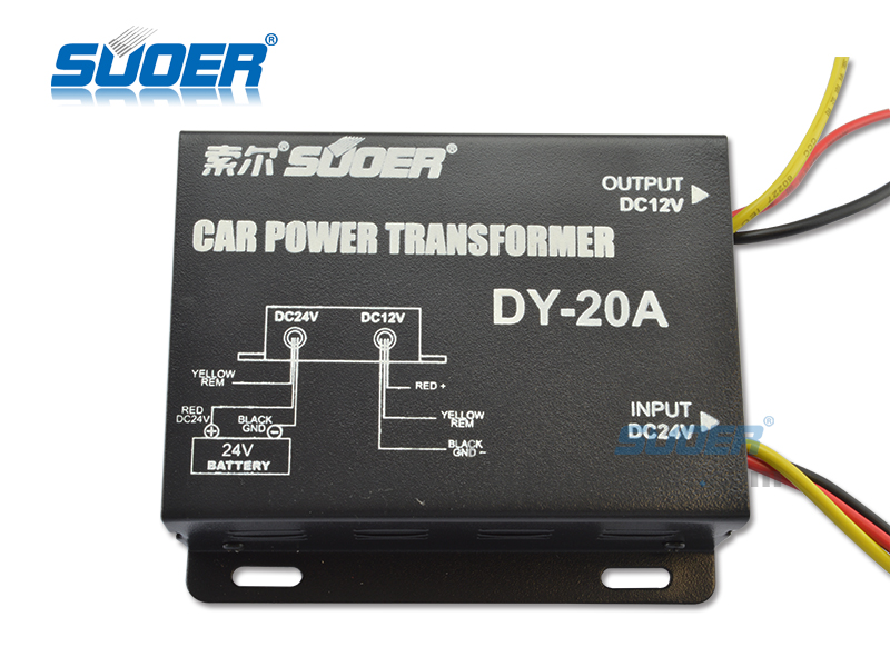 Car Power Transformer - DY-20A