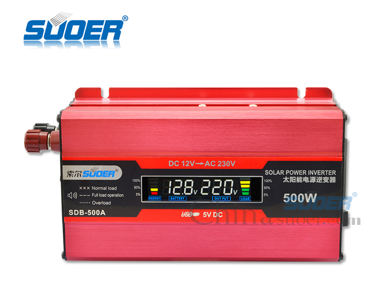 Modified Sine Wave Inverter - SDB-500A