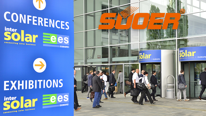 Suoer Photovoltaic Energy Exhibitions in 2018