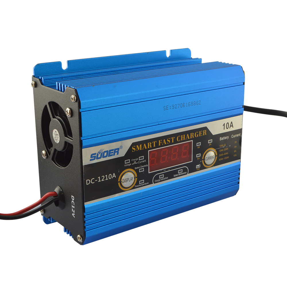 Battery Charger - DC-1210A