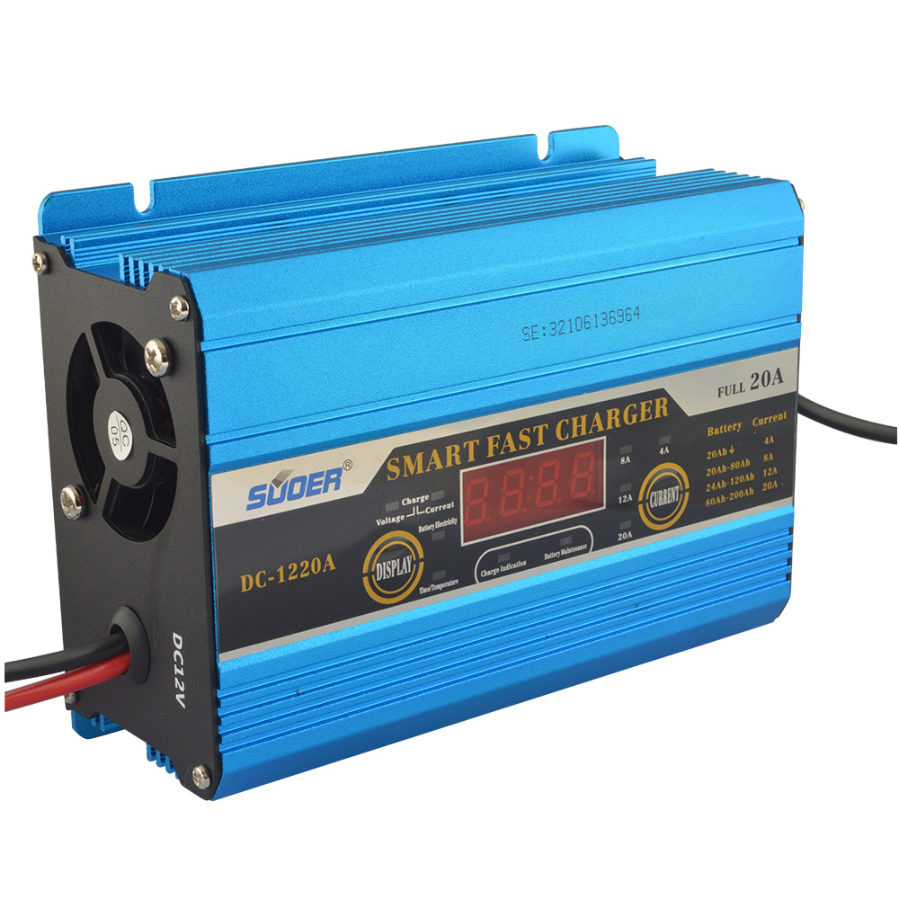 Battery Charger - DC-1220A