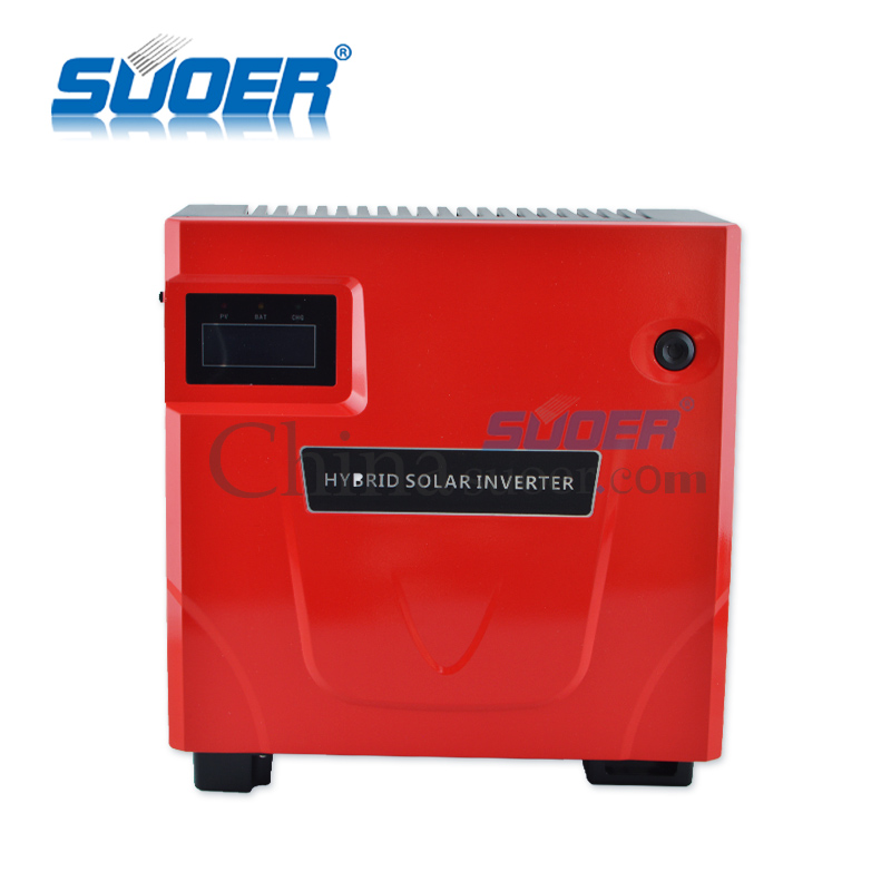 800W 12V 220V Hybrid UPS Power Inverter with Charger