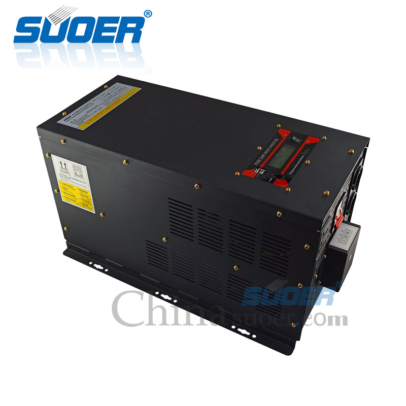 5000W 24V 230V High Frequency Pure Sine Wave Inverter