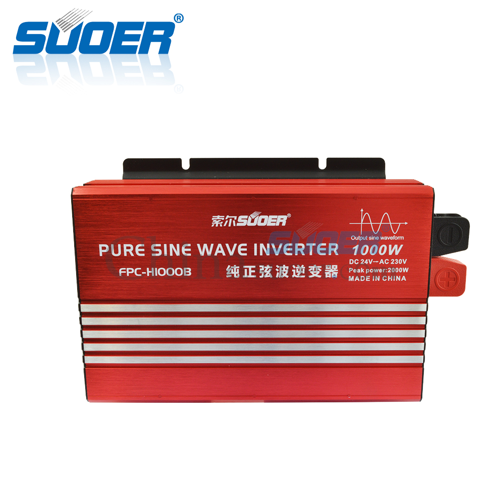 1000W 24V 230V Pure Sine Wave Inverter
