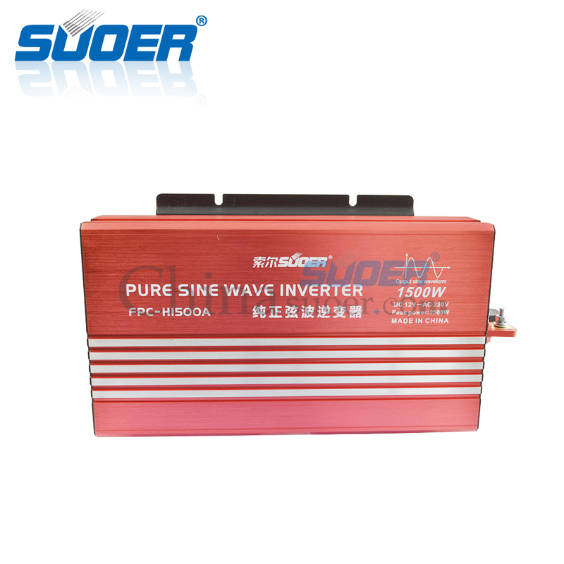 1500W 12V 230V Pure Sine Wave Inverter