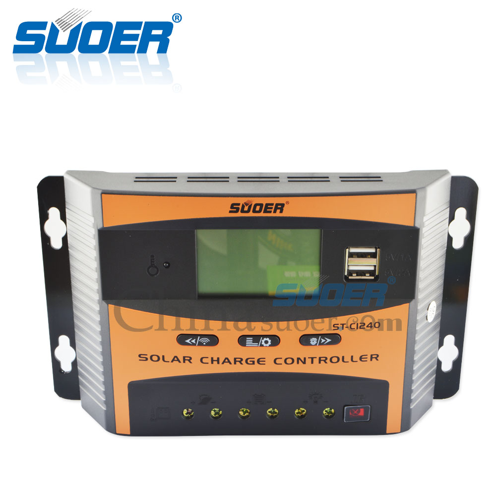 12V/24V 40A Price Solar Charge Controller