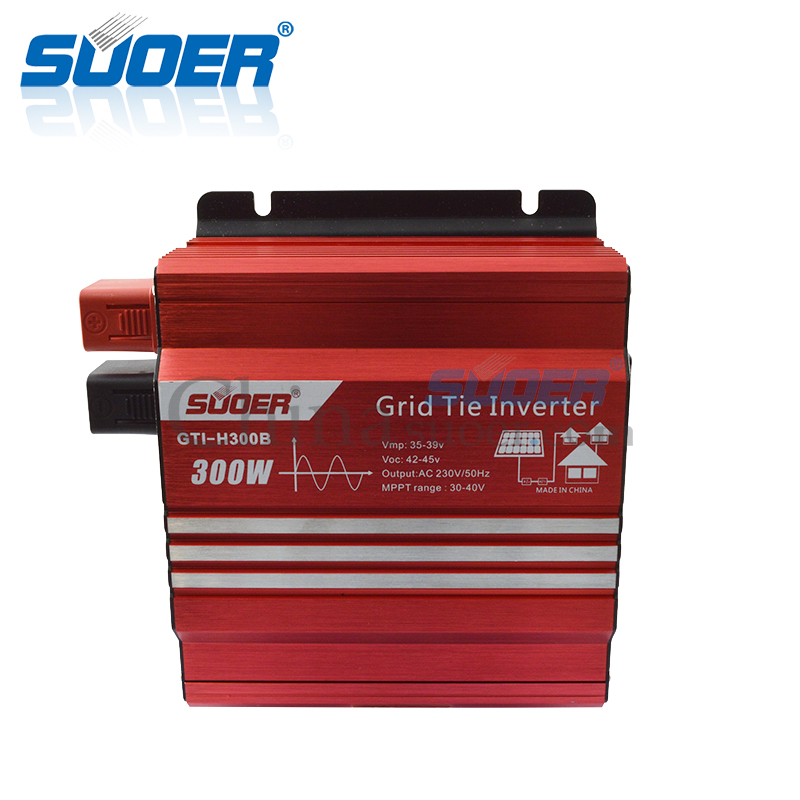 300W 24V 230V Grid Tie Power Inverter
