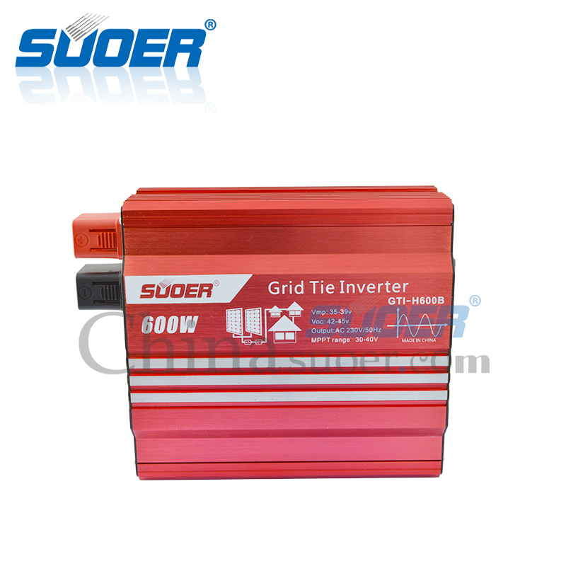 600W 24V 220V Grid Tie Power Inverter