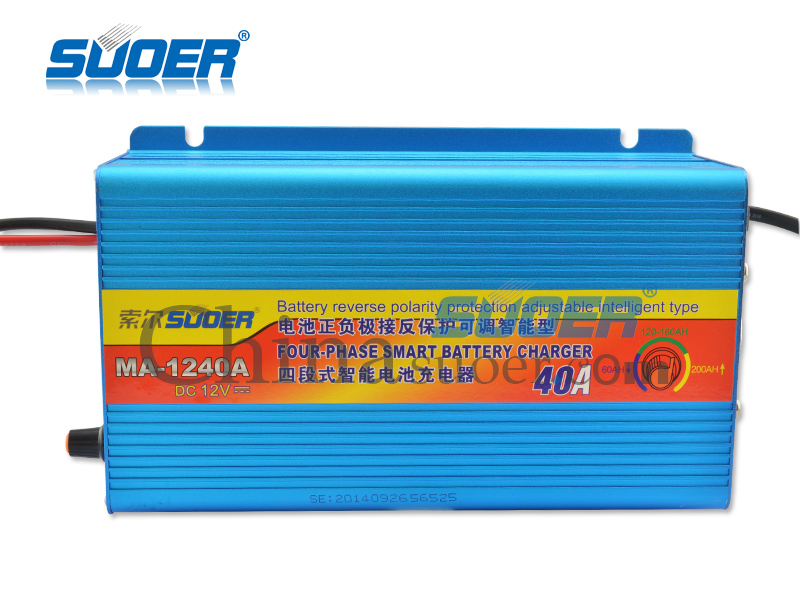 Battery Charger - MA-1240A