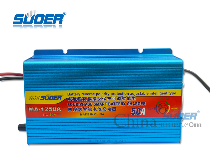 Battery Charger - MA-1250A