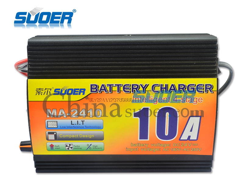 AGM/GEL Battery Charger - MA-2410