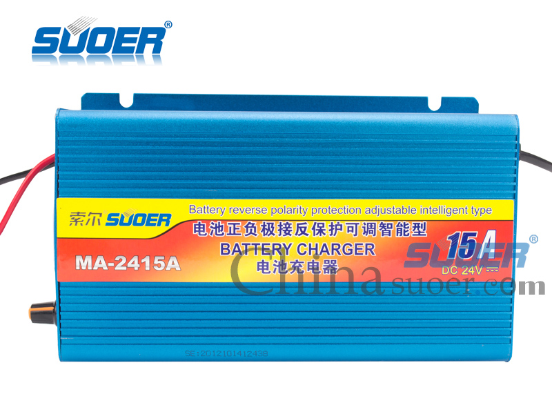 AGM/GEL Battery Charger - MA-2415