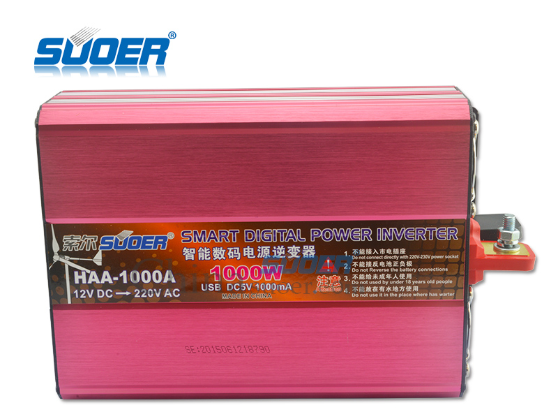 Modified sine wave inverter - HAA-1000A