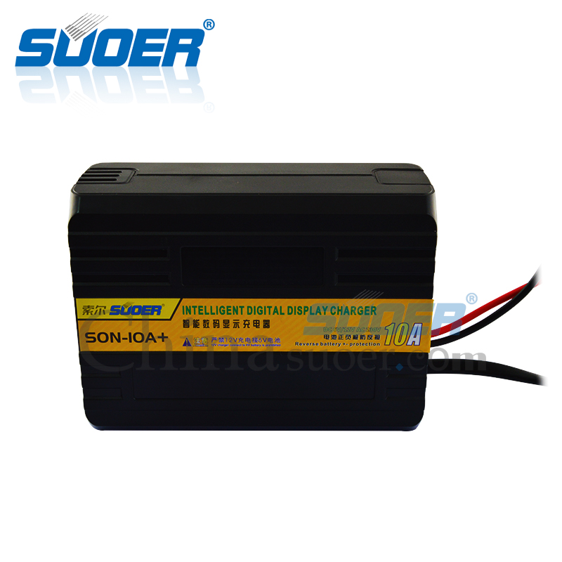 Battery Charger - SON-10A+