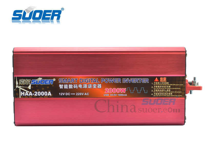 Modified sine wave inverter - HAA-2000A