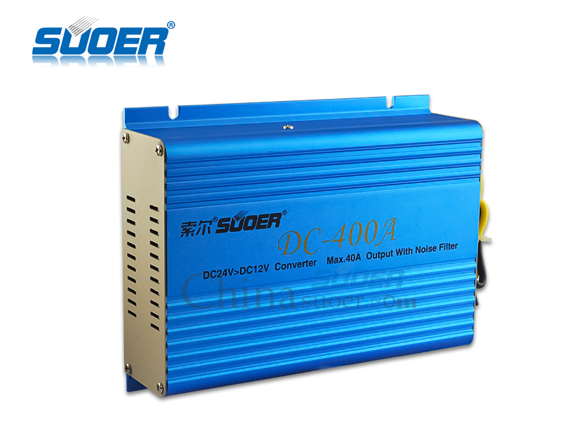 Car Power Transformer - DC-400A