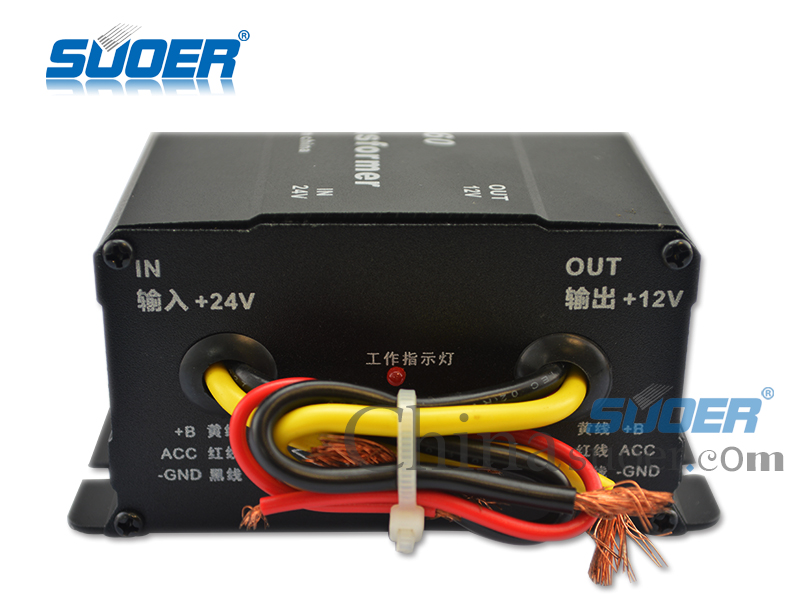 Car Power Transformer - SE-460