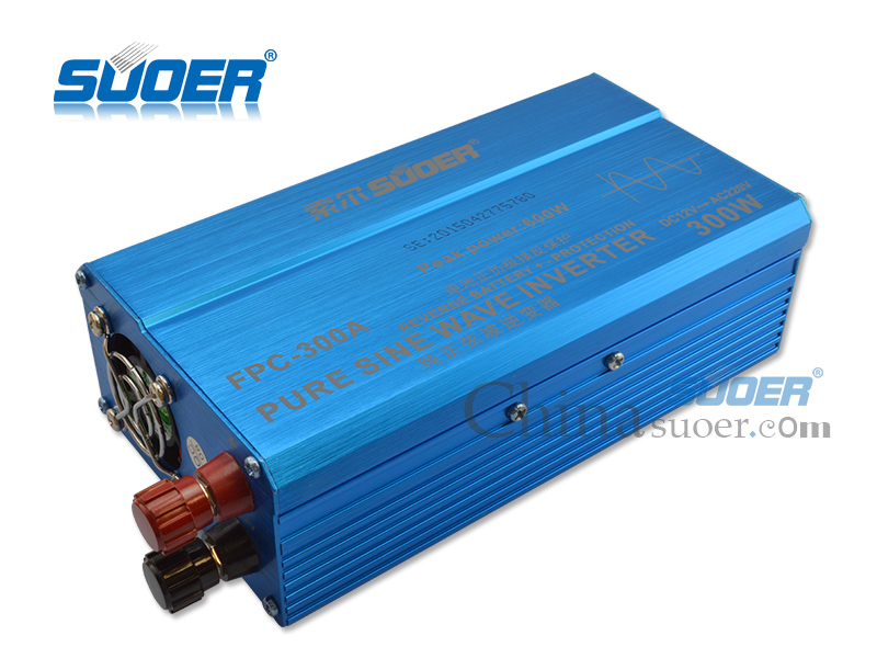 Pure sine wave inverter - FPC-300A