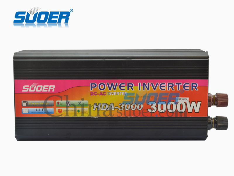 Modified Sine Wave Inverter - HDA-3000A