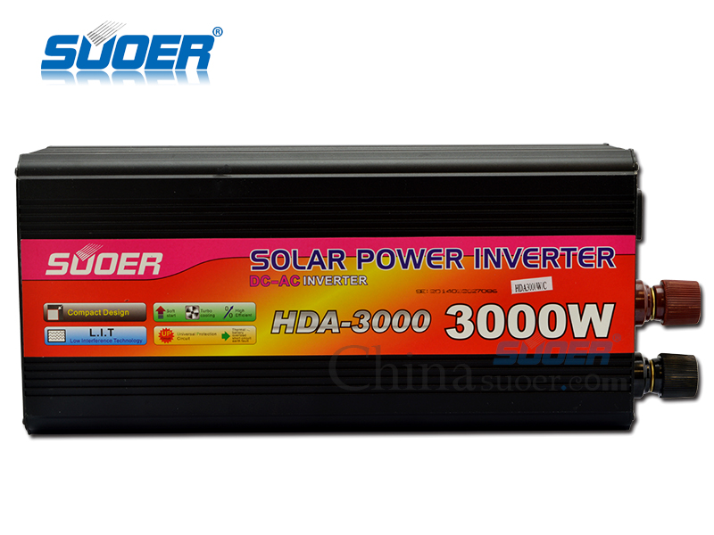 Modified Sine Wave Inverter - HDA-3000C