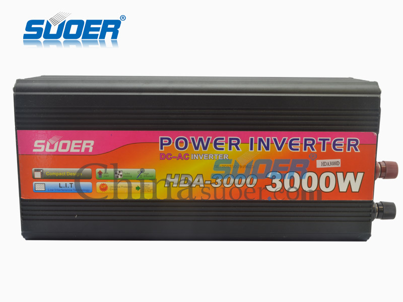 Modified Sine Wave Inverter - HDA-3000D