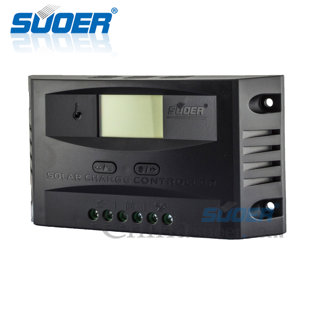 12V 24V 20A PWM Solar Charge Controller