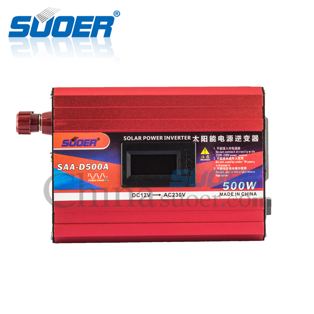 Modified Sine Wave Inverter - SAA-D500A