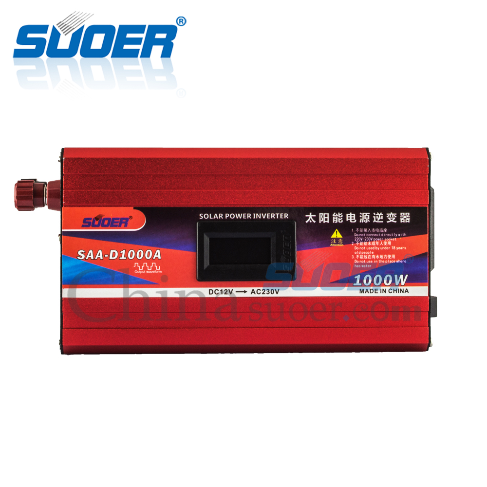 Modified Sine Wave Inverter - SAA-D1000A