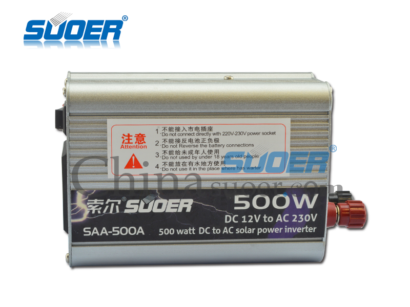 Modified Sine Wave Inverter - SAA-500A