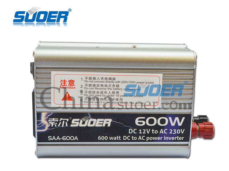 Modified Sine Wave Inverter - SAA-600A