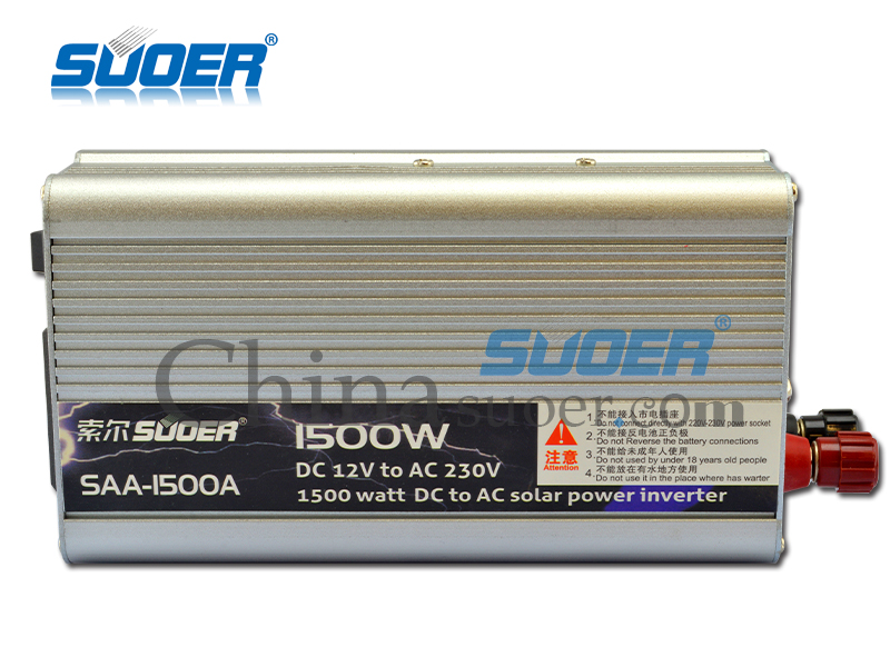 Modified sine wave inverter - SAA-1500A
