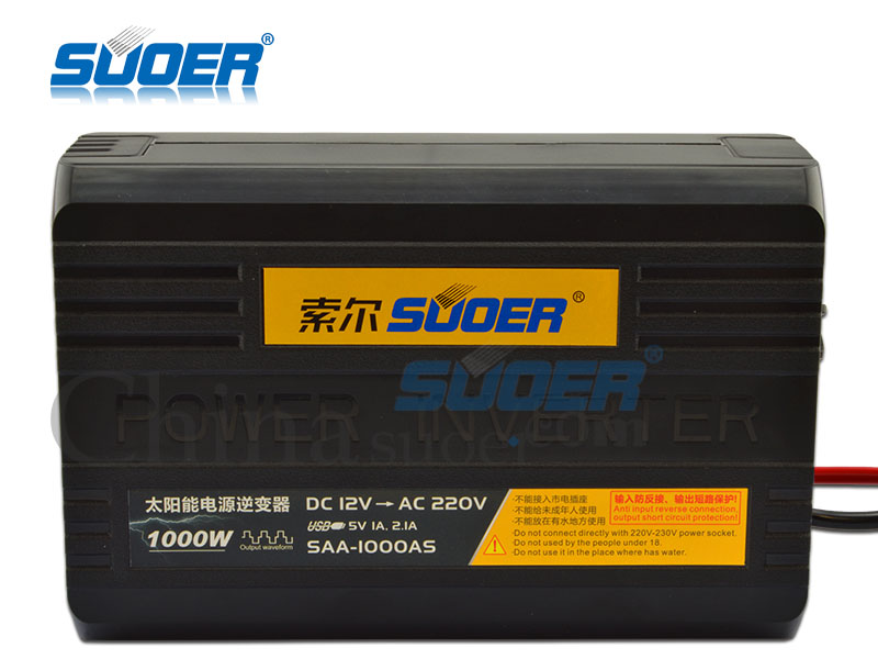Modified sine wave inverter - SAA-1000AS