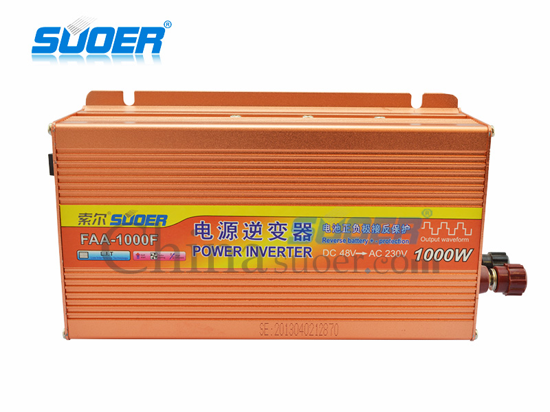 Modified Sine Wave Inverter - FAA-1000F