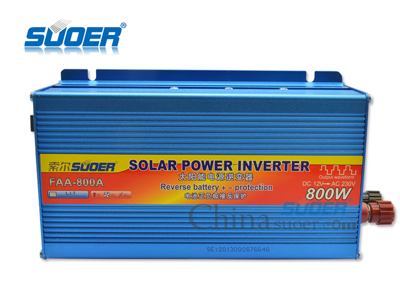 Modified Sine Wave Inverter - FAA-800A