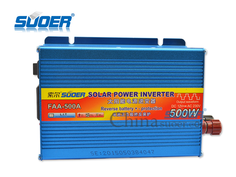 Modified Sine Wave Inverter - FAA-500A