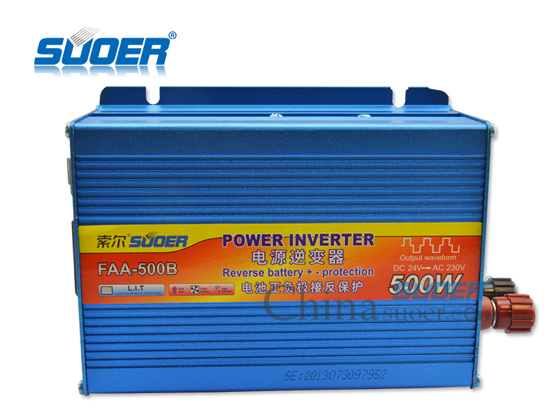 Modified Sine Wave Inverter - FAA-500B
