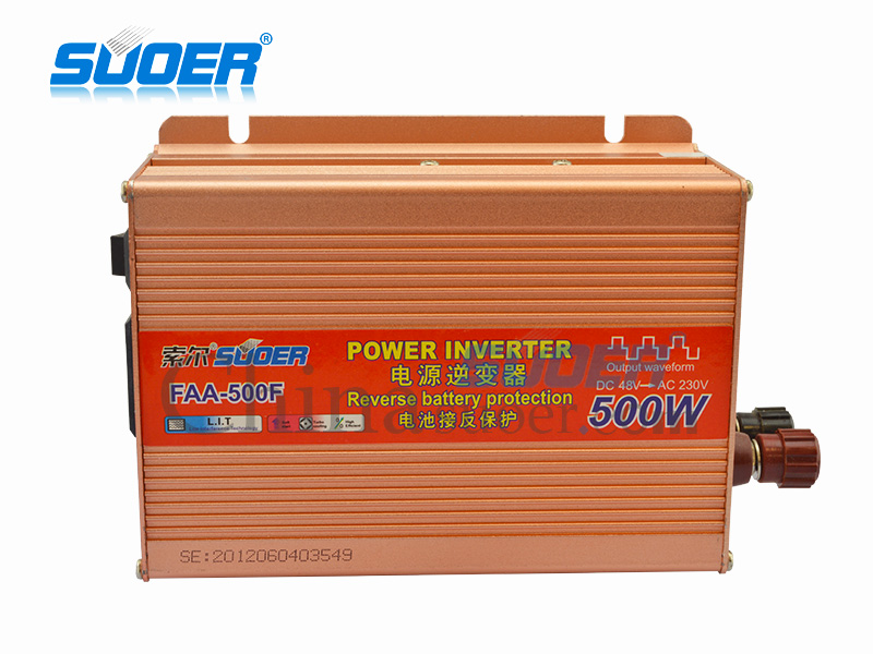 Modified Sine Wave Inverter - FAA-500F