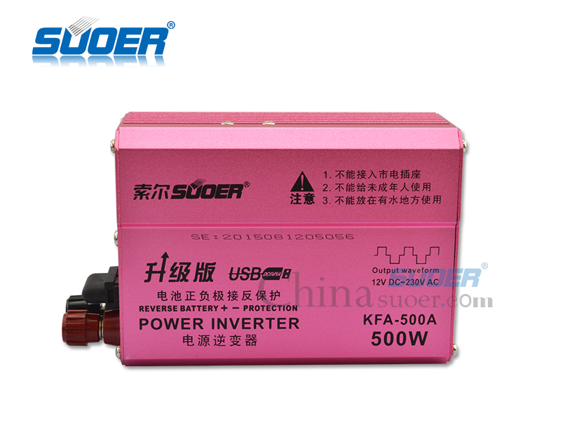 Modified Sine Wave Inverter - KFA-500A