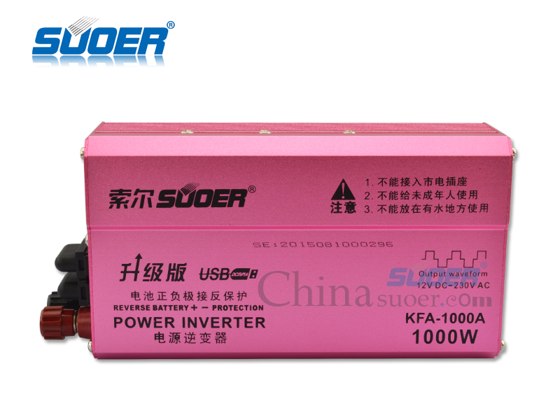 Modified Sine Wave Inverter - KFA-1000A