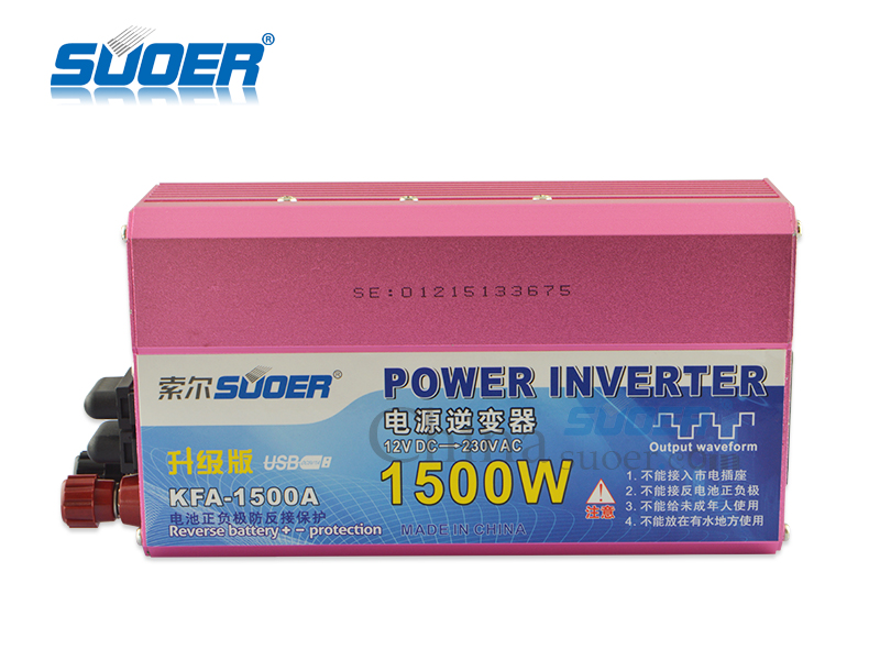 Modified Sine Wave Inverter - KFA-1500A