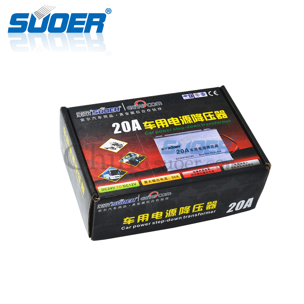 Car Power Transformer - SE-20A