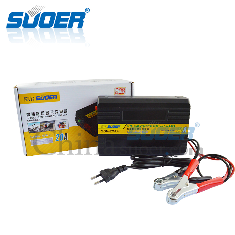 Battery Charger - SON-20A+