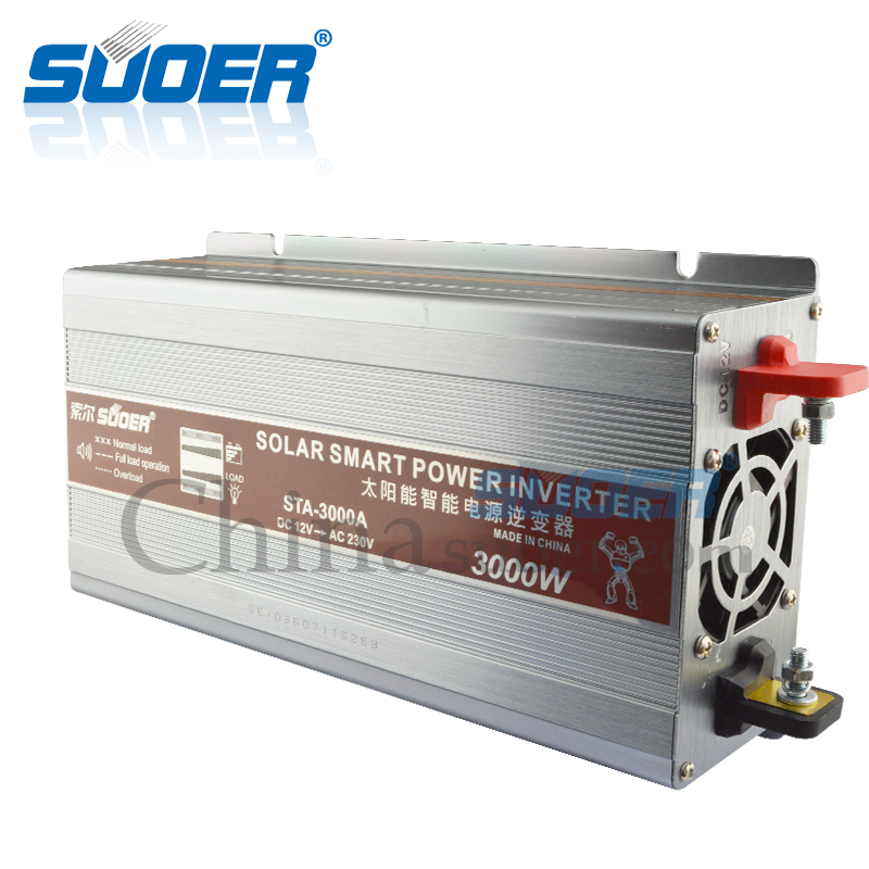 Modified Sine Wave Inverter - STA-3000A