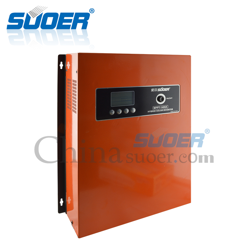 High Frequency Hybrid Inverter - MPPT-1400