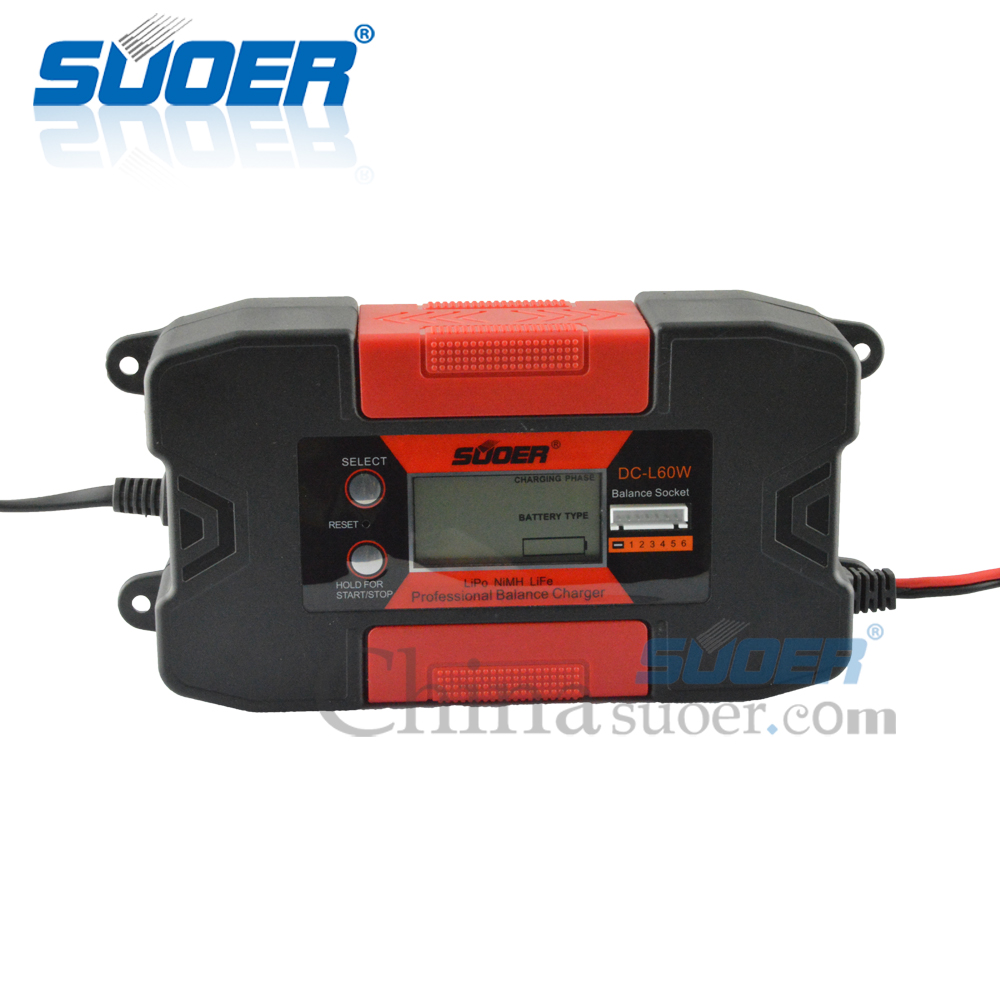 Battery Charger - DC-L60W