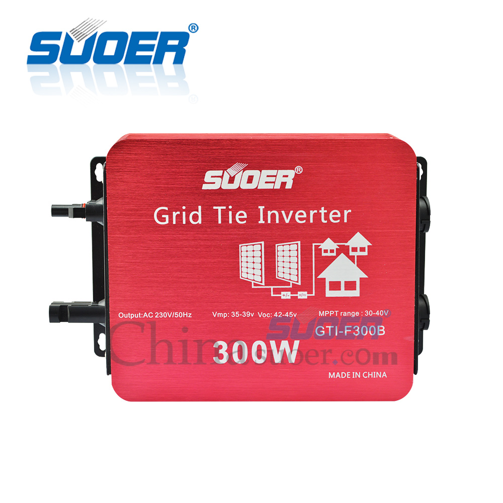 On-grid IP67 Waterproof Photovoltaic Power Inverter