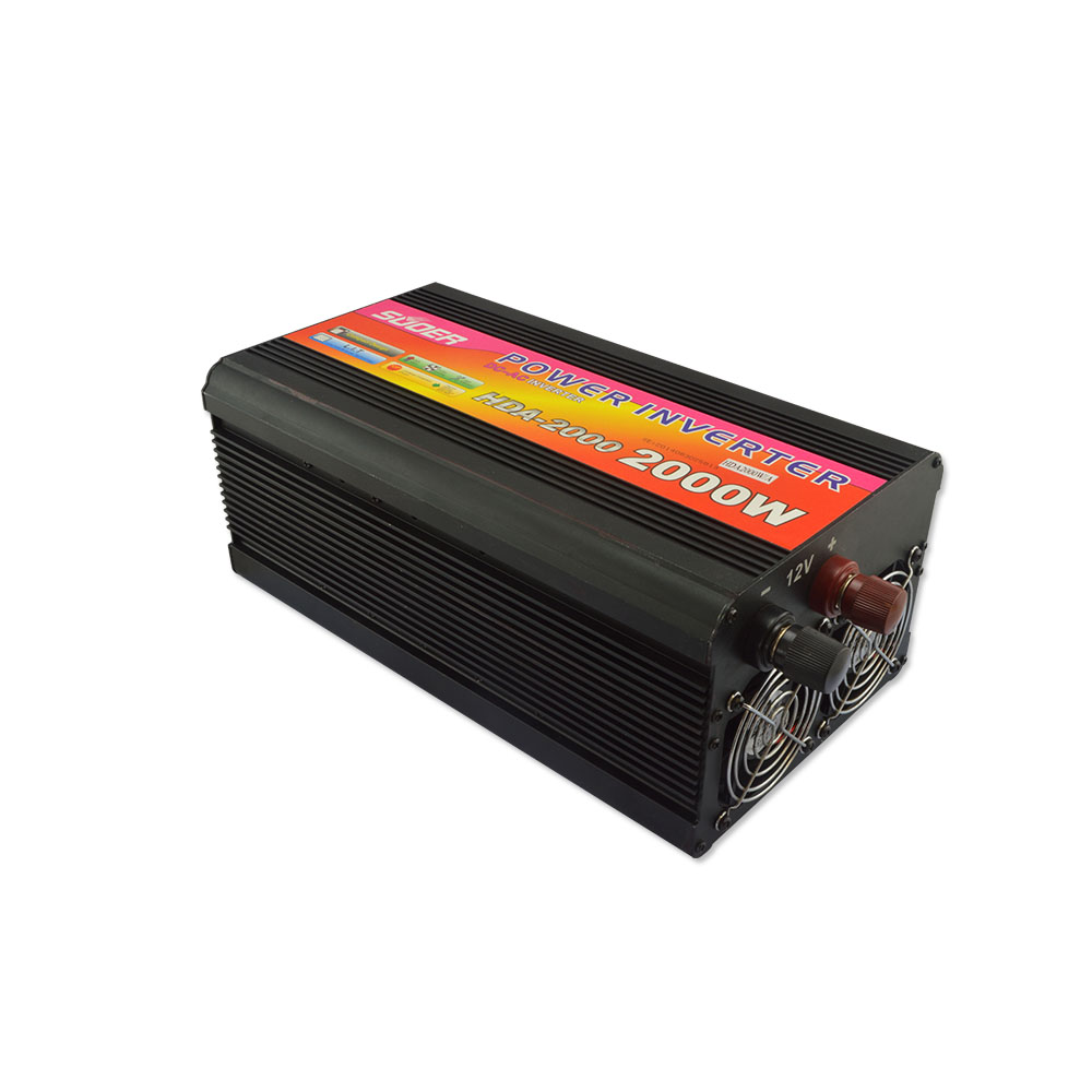 Modified Sine Wave Inverter - HDA-2000A