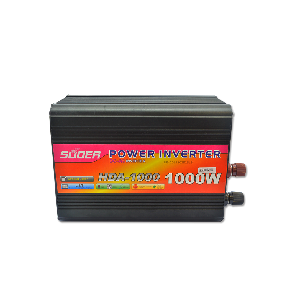 Suoer inverter 48v 220v 1000w power inverter